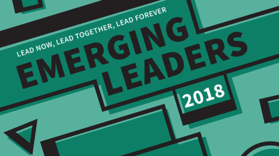 Lead Now, Lead Together; Emerging Leaders 2018