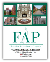 FAP - Faculty Associates Program - The Official Handbook