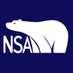 NSA polar bear logo