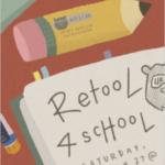 Retool for School ad