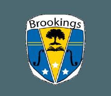 Brookings crest