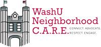 WashU Neighborhood C.A.R.E. logo