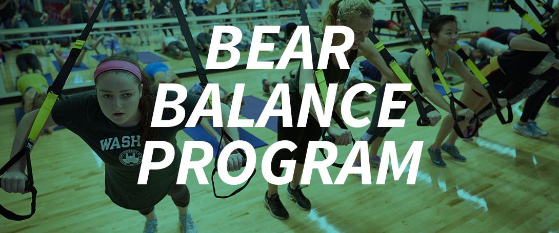 Bear Balance