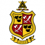 Crest of Interfraternity Council (IFC) chapter Delta Chi