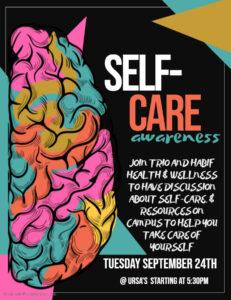 TRIO MENTAL HEALTH AWARENESS September 24, 2019