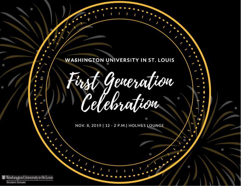 First generation celebration