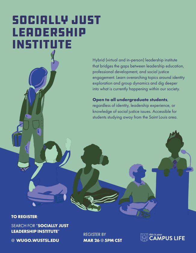 Socially Just Leadership Institute