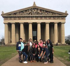 First gen students in Nashville, TN
