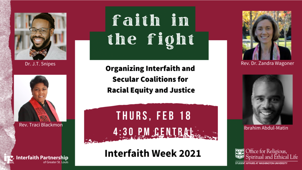 Interfaith Week 2021