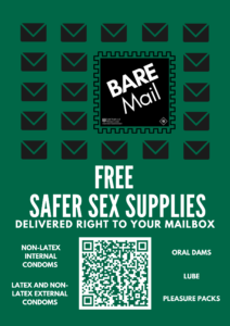Bare Mail flyer