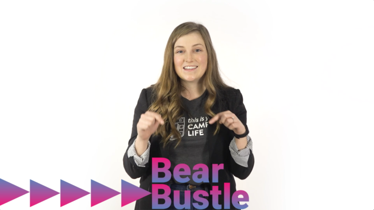 Bear Bustle is Campus Life's weekly preview of student group programming.