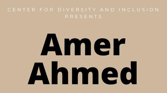 Amer F. Ahmed